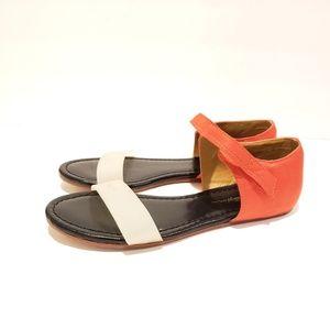 Phillip lim 3.1 36 sandals red satin